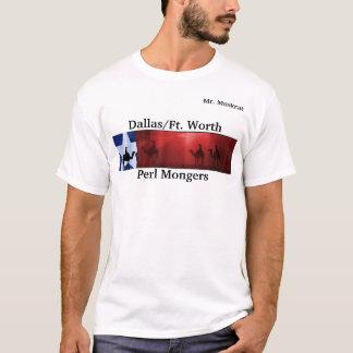 dfwpm, PERL MONGERS, DALLAS/FT. WORTH (3) T-Shirt