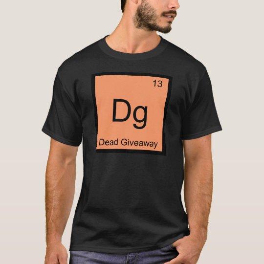 Dg - Dead Giveaway Chemistry Element Symbol Meme