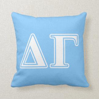 DG Letters Cushion
