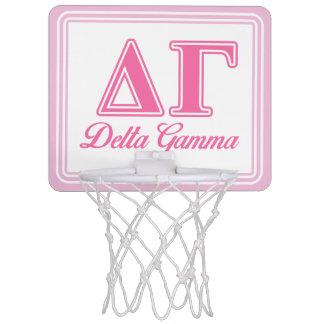 DG Letters Mini Basketball Hoop