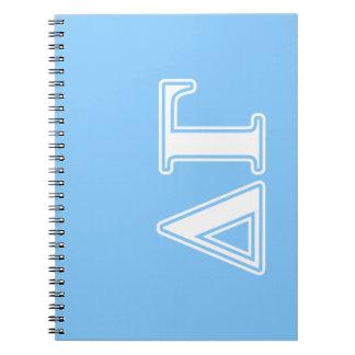 DG Letters Notebooks