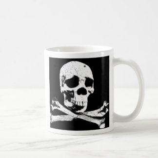DGT SKULL COFFEE MUG