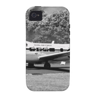DH104 Devon aircraft Vibe iPhone 4 Cases