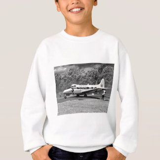 DH104 Devon aircraft Sweatshirt