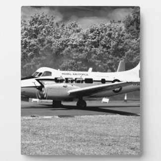 DH-104 Devon Plaque