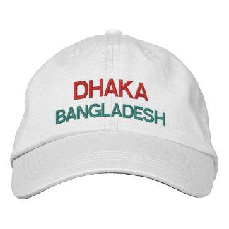Dhaka Bangladesh Emroidred Cap Embroidered Baseball Cap