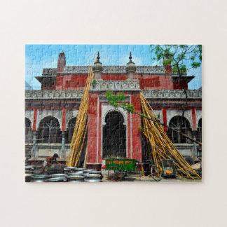 Dhaka Bangladesh. Jigsaw Puzzle