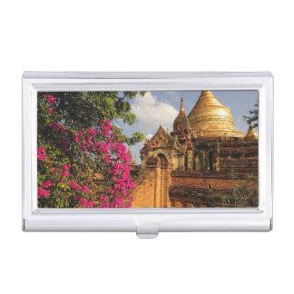 Dhamma Yazaka Pagoda at Bagan (Pagan), Myanmar Business Card Holder