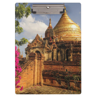 Dhamma Yazaka Pagoda at Bagan (Pagan), Myanmar Clipboard