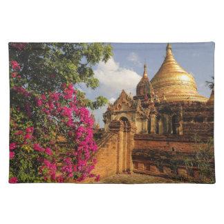 Dhamma Yazaka Pagoda at Bagan (Pagan), Myanmar Placemat