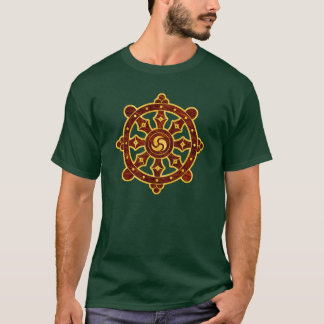 Dharma Wheel 2 T-Shirts