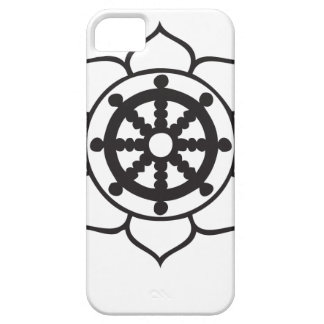 Dharma Wheel Lotus Case For The iPhone 5