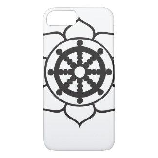 Dharma Wheel Lotus iPhone 7 Case