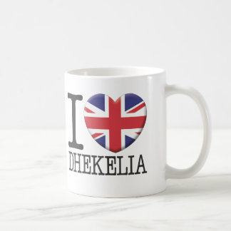 Dhekelia Coffee Mug