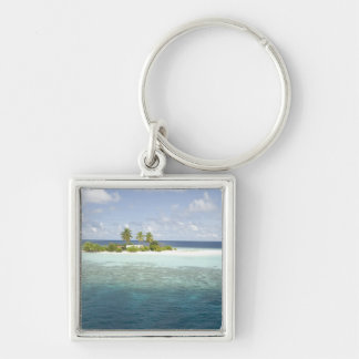 Dhiggiri Island, South Ari Atoll, The Maldives, Key Ring