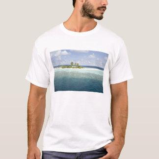 Dhiggiri Island, South Ari Atoll, The Maldives, T-Shirt