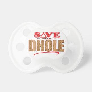 Dhole Save Dummy