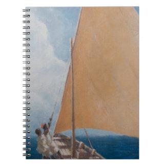 Dhow Kilifi 2012 Notebooks