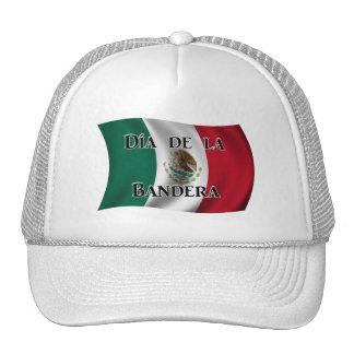 Día de la Bandera (Mexican Flag Day) Trucker Hat
