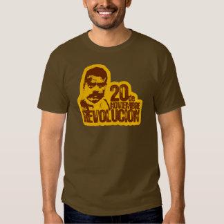 Dia de la Revolucion Tshirt