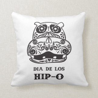 Dia de Los Hip-O Cushion