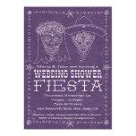 Dia de los Muertos Bridal Shower Invitation