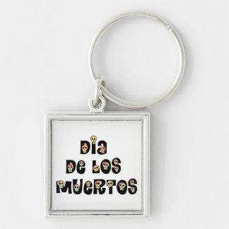Dia De Los Muertos Calaveras Key Chains
