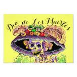 Dia de Los Muertos Day of the Dead Invitations