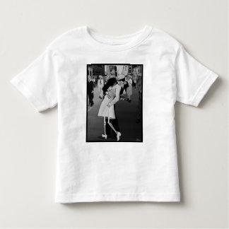Dia De Los Muertos Kiss in Times Square Tee Shirt