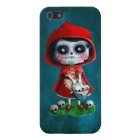 Dia de los Muertos Little Red Riding Hood iPhone 5 Cover