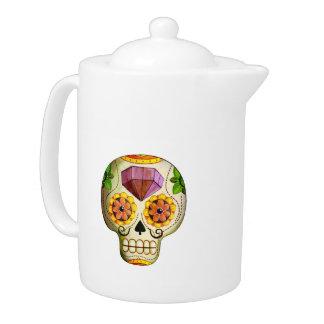 Dia de Los Muertos Mexican Sugar Skull