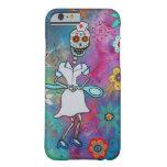 DIA DE LOS MUERTOS NURSE BARELY THERE iPhone 6 CASE