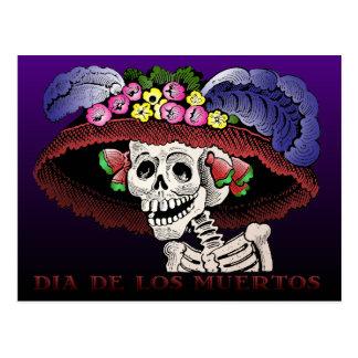 Dia de los Muertos [postcard] Postcard