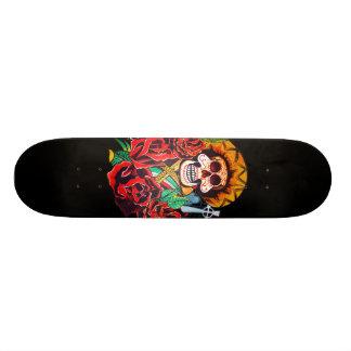 Dia De  Los Muertos Skate Boards