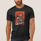 Dia de Los Muertos Skeleton Mariachi Trio T-Shirt