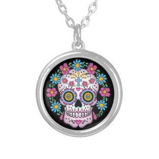 Dia de los Muertos Sugar Skull Custom Jewelry
