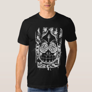 Dia De Los Muertos (White) T Shirt