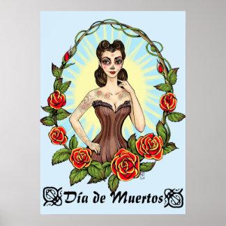 Vintage Tattoo Poster 8