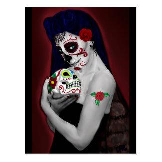Dia los de Muertos Postcard