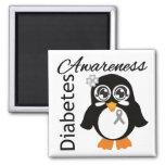 Diabetes Awareness Penguin