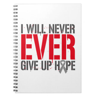 Diabetes I Will Never Ever Give Up Hope Journals