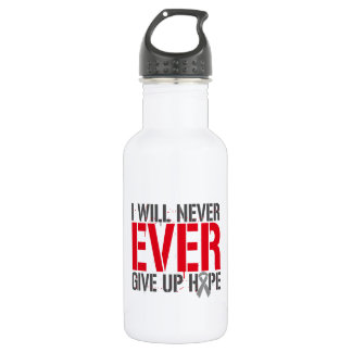 Diabetes I Will Never Ever Give Up Hope 532 Ml Water Bottle