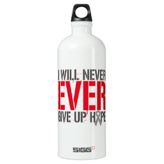Diabetes I Will Never Ever Give Up Hope SIGG Traveller 1.0L Water Bottle