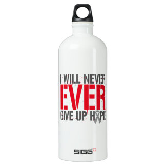Diabetes I Will Never Ever Give Up Hope SIGG Traveler 1.0L Water Bottle