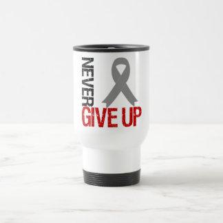 Diabetes Never Give Up Hope Ribbon Coffee Mug