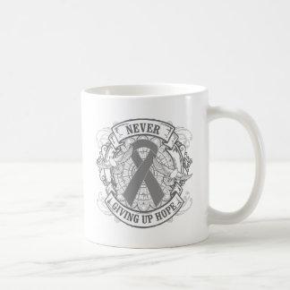 Diabetes Never Giving Up Hope Basic White Mug