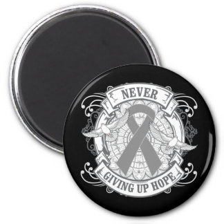 Diabetes Never Giving Up Hope Refrigerator Magnet
