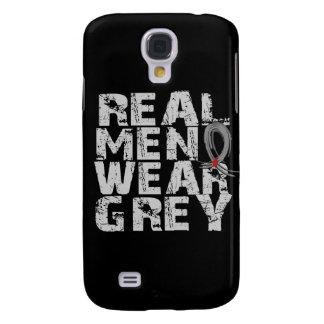 Diabetes Real Men Wear Grey Galaxy S4 Case