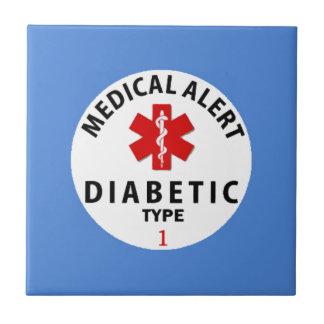 DIABETES TYPE 1 TILE