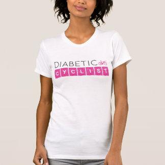 Diabetic Cyclist Tshirt